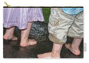 Mud Puddles Carry-all Pouch