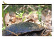Mud Turtle Carry-all Pouch