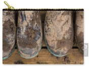 Muddy Boots On Deck Carry-all Pouch