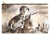 Muddy Waters In Chicago Carry-all Pouch