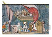 Mughal - Noah's Ark Carry-all Pouch