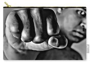 Muhammad Ali Fist Carry-all Pouch