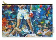 Muhammad Ali Carry-all Pouch by Leonid Afremov