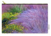 Muhly Grass In The Morning Carry-all Pouch