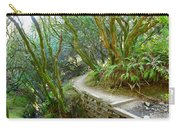 Curve In The Dipsea Carry-all Pouch