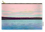 Mukilteo Clinton Ferry Panel 1 Of 3 Carry-all Pouch