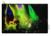Mule #7 Enhanced Image In Cosmicolor Carry-all Pouch