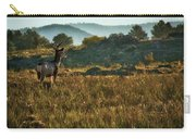 Mule Deer At De Weese Reservoir Carry-all Pouch