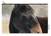 Mule Portrait 2 Carry-all Pouch