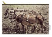 Mule Team Carry-all Pouch