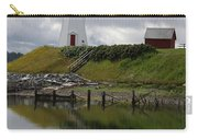 Mulholland Point Lighthouse - New Brunswick Carry-all Pouch