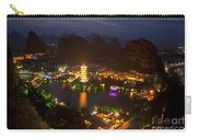 Mulong Pagoda Guilin, China Carry-all Pouch
