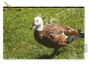 Multi-colored Paridise Duck Carry-all Pouch