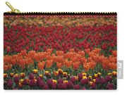 Multi-colored Tulip Fields  Carry-all Pouch