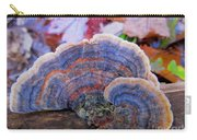 Multicolor Mushroom Carry-all Pouch