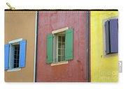 Multicolored Walls, France Carry-all Pouch