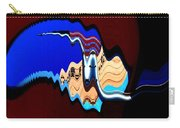 Multicultural American Flag Carry-all Pouch