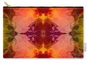 Multilayered Realities Abstract Pattern Artwork By Omaste Witkow Carry-all Pouch