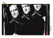 Multiple Johnny Cash Sitting Old Tucson Arizona 1971-2008 Carry-all Pouch