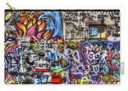 Multiple Personalities Carry-all Pouch
