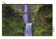 Multnomah Falls - Columbia River Gorge - Oregon Carry-all Pouch
