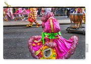 Mummer In A Pink Dress Carry-all Pouch