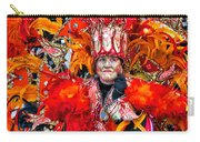 Mummer Red Carry-all Pouch