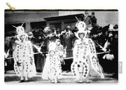 Mummers Circa 1909 Carry-all Pouch