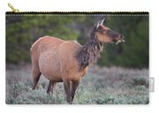 Munching Elk Grand Teton National Park Carry-all Pouch