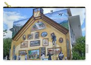Mural In Beaupre Quebec Carry-all Pouch