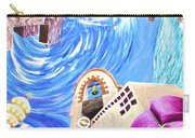 Church Mural Carry-all Pouch