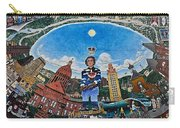 Mural Of Stephen F Austin Off Guadalupe Carry-all Pouch