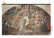 Mural Painting Abbey Fontevraud Carry-all Pouch