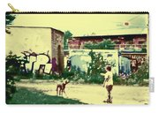 Mural Carry-all Pouch