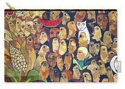 Mural Street Art Ecuador 2 Carry-all Pouch
