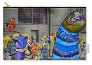 Mural - Wall Art Carry-all Pouch