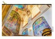 Murals Of Capitole De Toulouse Carry-all Pouch