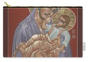 Murom Icon Of The Mother Of God 230 Carry-all Pouch