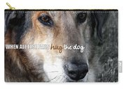 Murphy Quote Carry-all Pouch