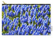 Muscari Early Magic Carry-all Pouch