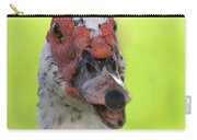 Muscovy Duck Carry-all Pouch by Rudy Umans