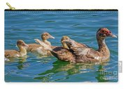 Muscovy Family Carry-all Pouch