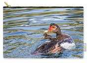 Muscovy Hen Carry-all Pouch
