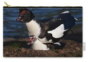 Muscovy Lovers Carry-all Pouch