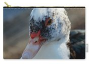 Muscovy Portrait 2013 Carry-all Pouch