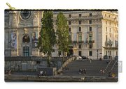 Musee D'orsay Along River Seine Carry-all Pouch