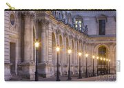 Musee Du Louvre Lamps Carry-all Pouch