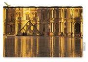 Musee Du Louvre Sunset Carry-all Pouch