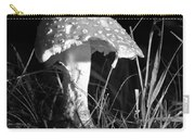 Mushroom Carry-all Pouch by Bob Orsillo