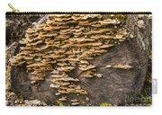 Mushroom Log Carry-all Pouch